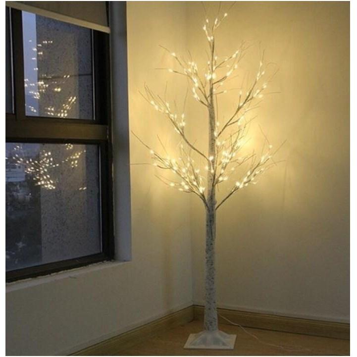 자작나무 자작나무트리 실내인테리어 LED조명/크기180cm