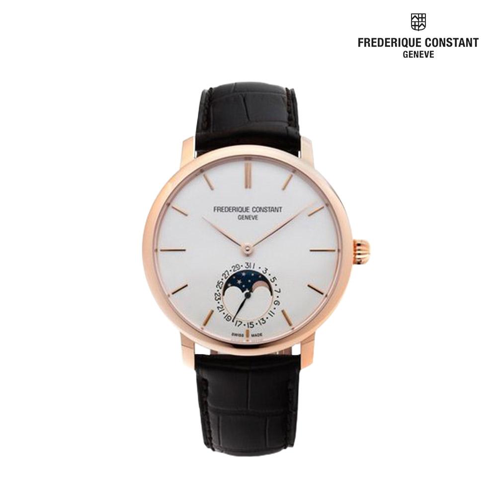 프레드릭콘스탄트 문페이즈 남성 손목시계 705V4S4