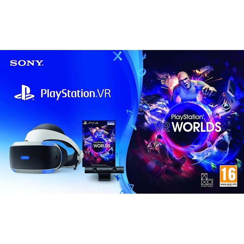 플레이스테이션(CUH-ZVR2) VR 스타터 팩(PS4): 비디오 게임, 단일옵션