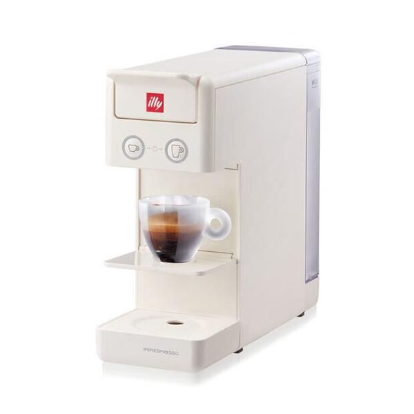 일리 프란시스 Y3.3 커피머신 화이트, 단일상품