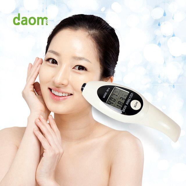 유수분측정기 스킨케어 피부관리 수분측정기 유분측정, 금수저 본상품선택