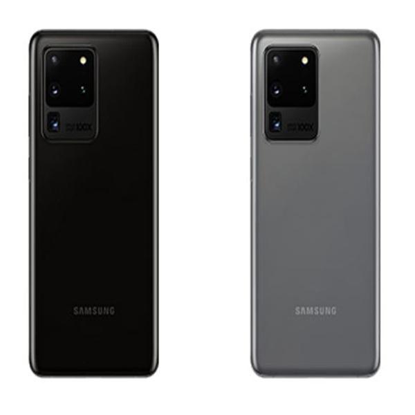삼성 갤럭시 S20 울트라 5G 256GB 미사용 가개통, 코스믹 블랙, 색상