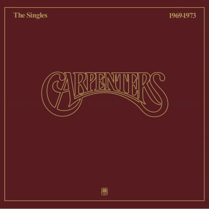[LP] 카펜터스 엘피 판 바이닐 Carpenters The Singles