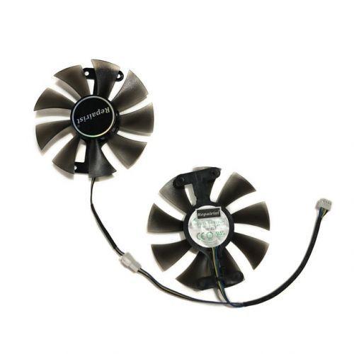 [해외] GTX1060 GTX960 GPU VGA 안 쿨러 85 냉각 팬 KFA2 지포스 GTX 1060960 그래픽 카드 교체, 상세내용표시