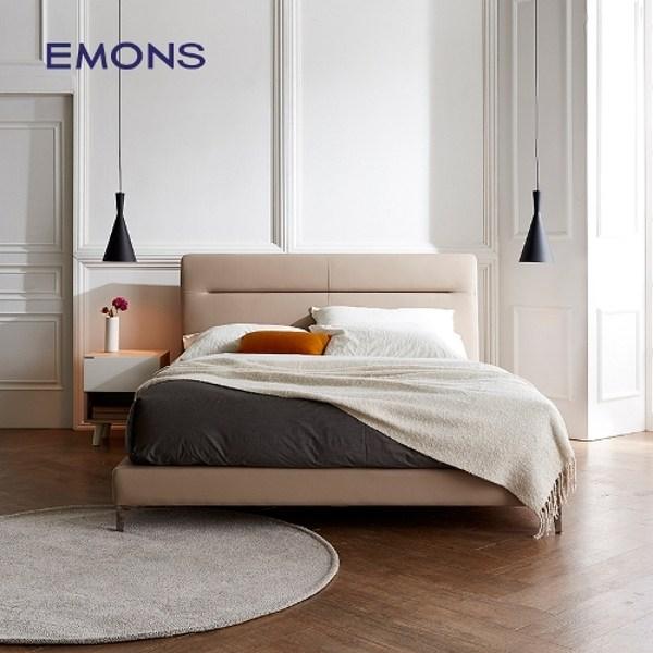 에몬스 그랜드 에디션 침대 슈퍼싱글(SS), 베이지