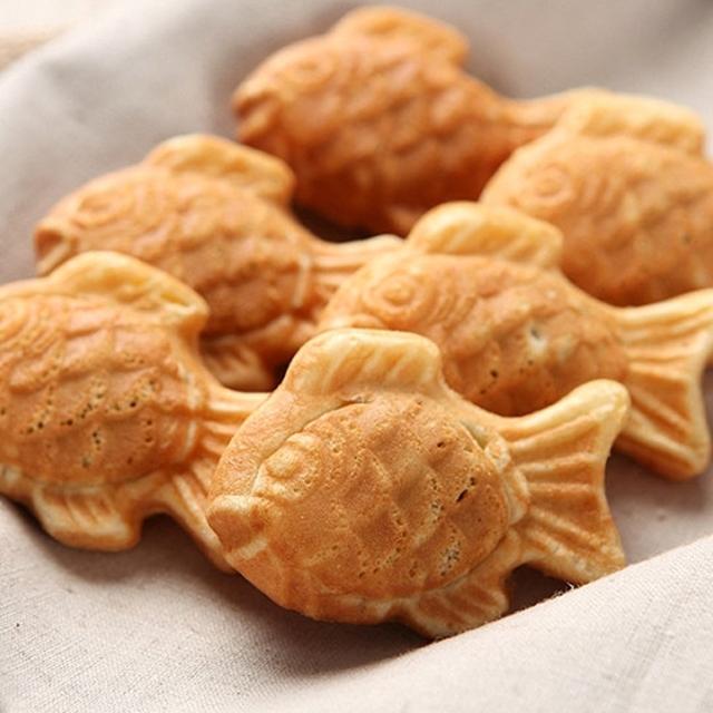 프레시연구소 우리밀로만든 슈크림 붕어빵 1kg (50gx20개입), 20개입, 50g