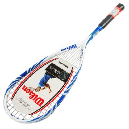 윌슨 BLX 템페스트 110 스쿼시라켓, 블루