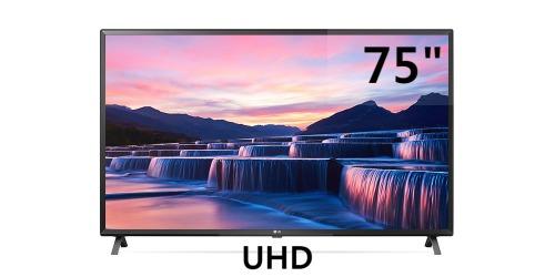 LG UHD 스마트TV 75인치 - 75UN781C0NA (벽걸이무료설치)