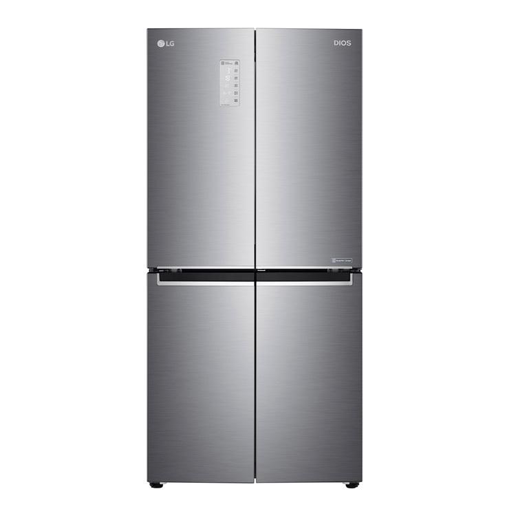 [배송 및 설치상품] 프리미엄 디자인 심플 메탈 재질 느낌 그대로!! 매직디스플레이 냉장고!, F531S35 (POP 5071983244)