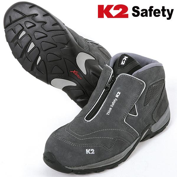 K2 Safety 6인치 안전화 K2-26 비계화