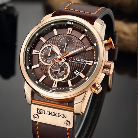CURREN 8291 남자시계 전자시계 명품시계 손목시계