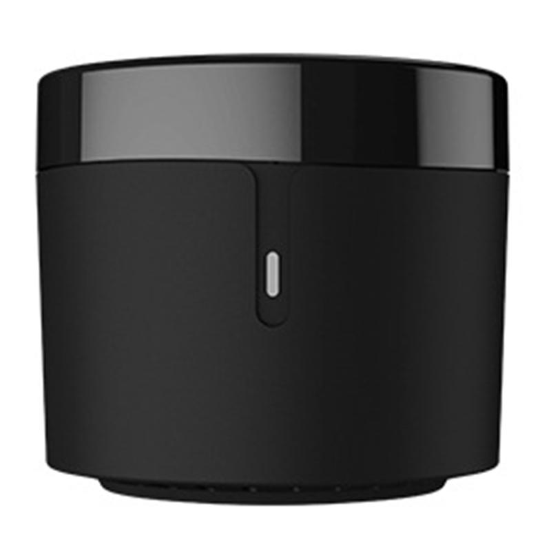 WiFi 스마트 IR 원격 컨트롤러 자동화 모듈 TV AC 리모컨, 하나, 검정 (POP 5711286694)
