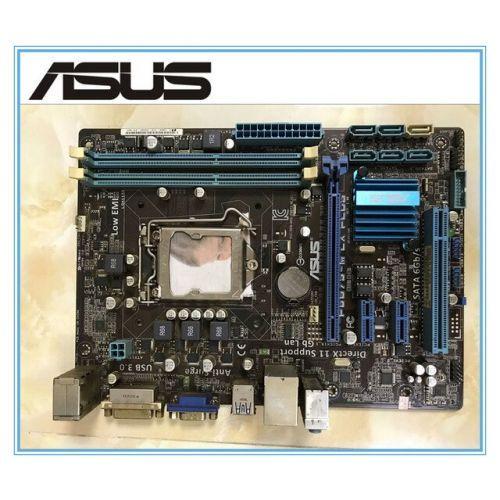 [해외] 마더 보드 ASUS P8B75M LX 플러스 DDR3 LGA 1155 I3 I5 I7 CPU 16 기가바이트 B75 데스크탑 마더, 상세내용표시