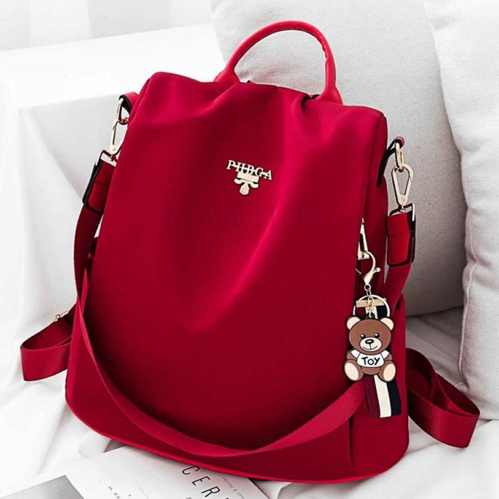 kirahosi 러블리 여성가방 캐주얼 여행가방 패션 백팩 287호+덧신증정 Dm911dg
