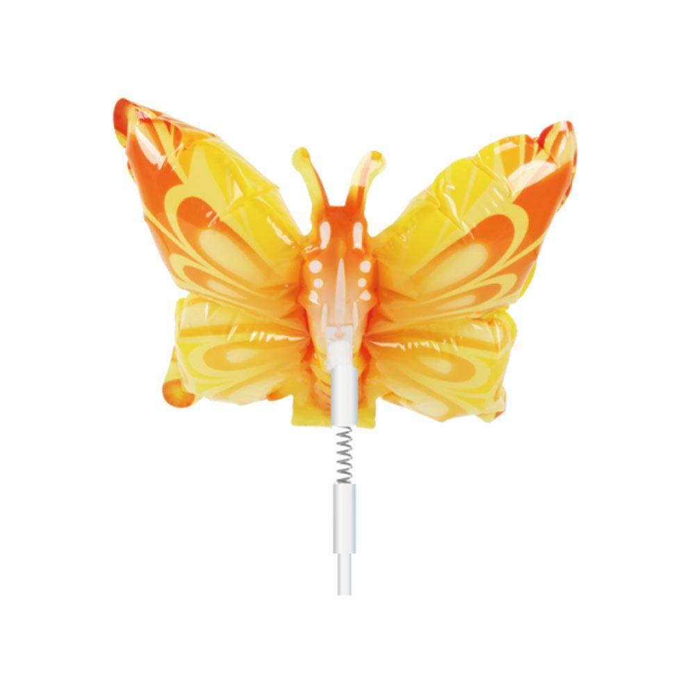 ksw38109 댄싱벌룬 나비 노랑