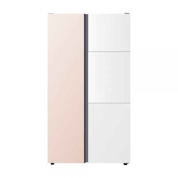 위니아대우 클라쎄 WKR83DSJPW 양문형냉장고 834L
