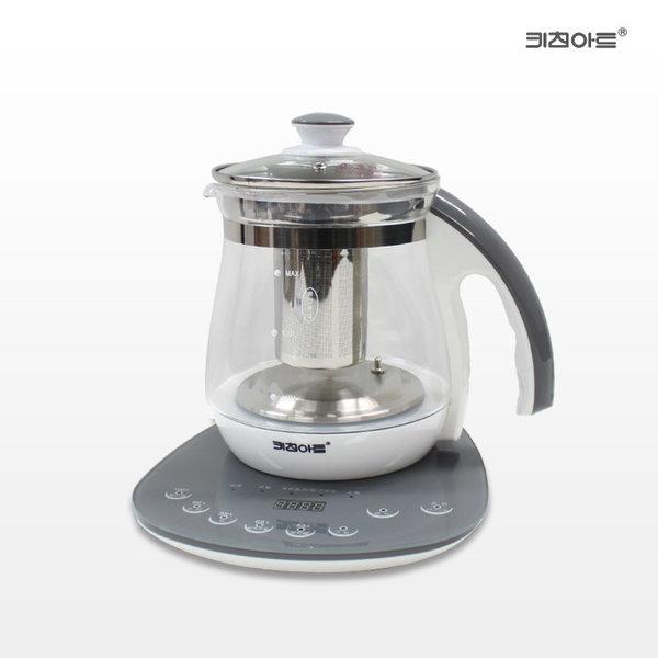 키친아트 아크바 온도조절 보온 티메이커 1.8L, 단일상품