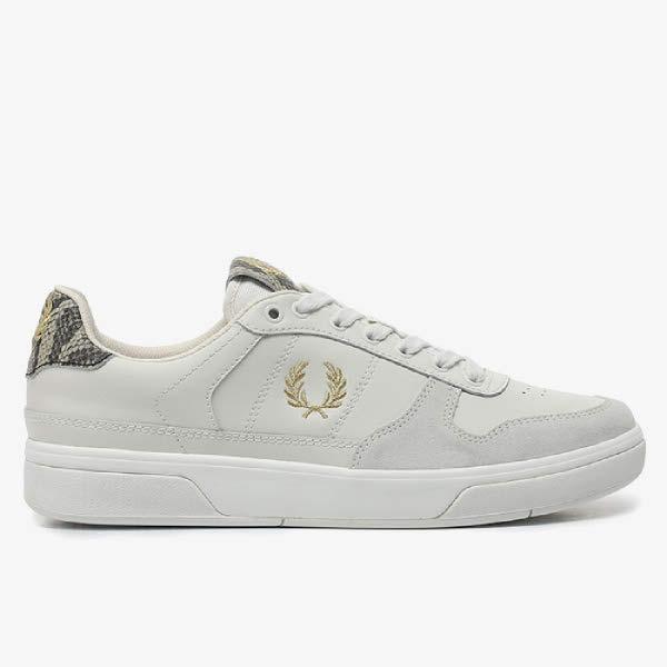 [현대백화점]프레드페리 신발 남성 스니커즈 SFPM2018333-254 B300 Embossed Leather Suede 엠버스드 레더