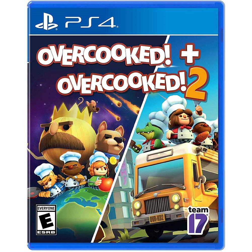 PS4 오버쿡! Overcooked! + 2, 단일상품