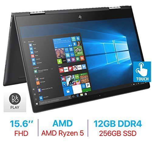 HP Envy x360 15.6'' 터치스크린 2-in-1 FHD (1920x1080) 노트북 PC Quad, 상세내용참조, 상세내용참조, 상세내용참조