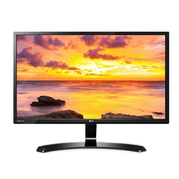 베리몰 [LG전자] LG모니터 24MP58VQ 24인치 LED IPS패널 5ms HDMI 틸트 게임모드 지원 355121