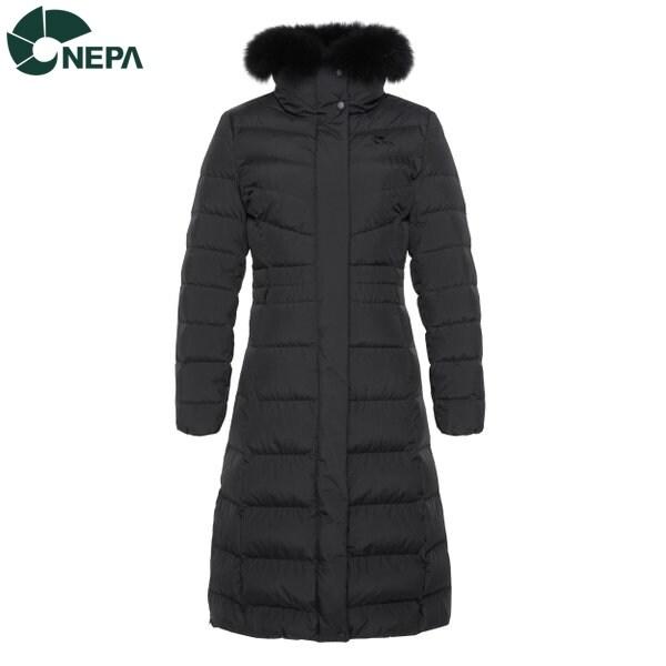 NEPA 네파 여성 커넥트 롱다운 자켓 7G82072