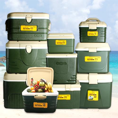 코멕스 아이스박스 모음 밀리터리그린 캠핑 (8.5~56L), 아이스박스 30L, 밀리터리 그린