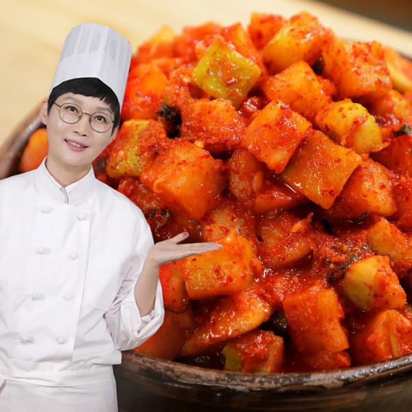 팽현숙 최양락의 맛있는 옛날 깍두기 5kg, 단품