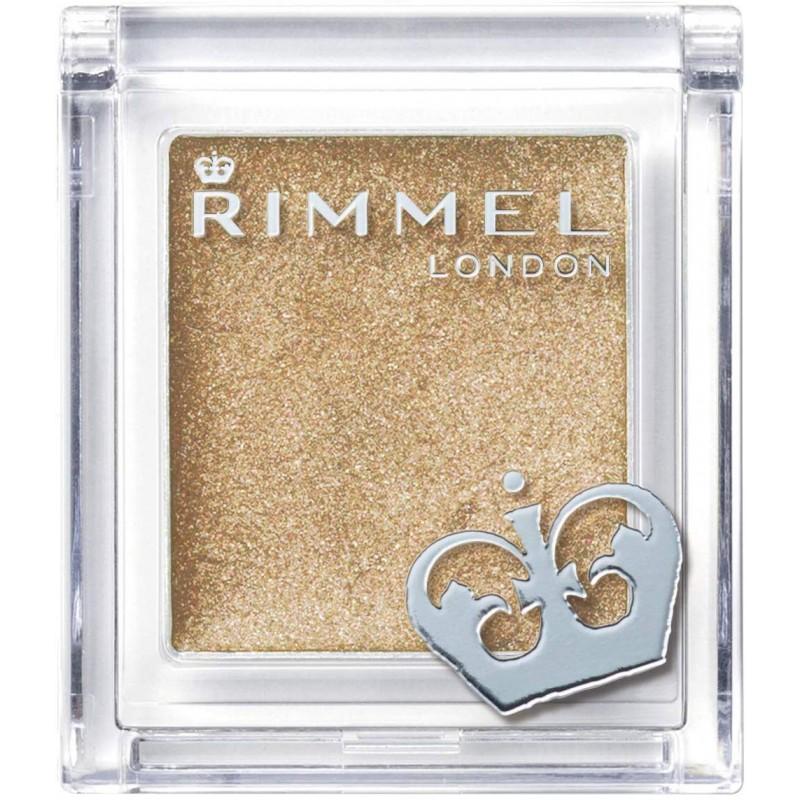 Rimmel (림멜) 림멜 프리즘 파우더 아이 컬러 CP 101 골드 플레이크 초콜릿 아이 섀도우 1.5g, 1, 단일상품