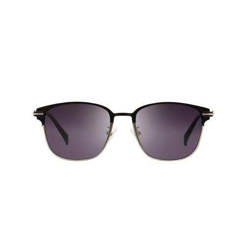 [바보사랑] ENZO black gradient 선글라스 금테 사각