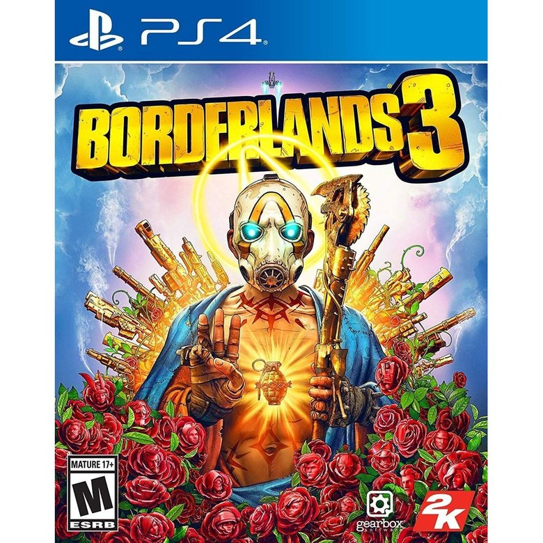 PS4 (북미판 플스4정품) 보더랜드3 Borderlands 3 Playstation 4, 상세창조