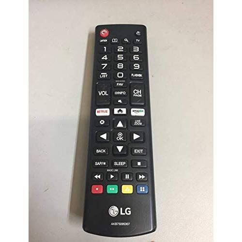 오리지날 LG AKB75095307 스마트 TV 리모컨 원격 LCD LED 스마트 TV (Bat, 상세내용참조
