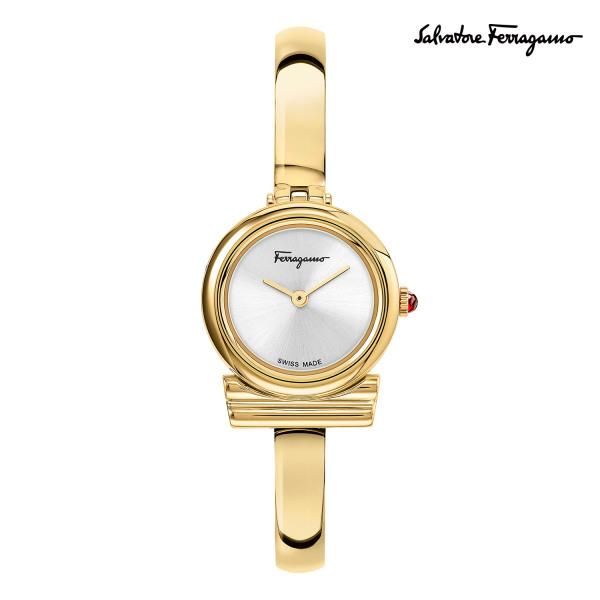 [페라가모(시계)] 페라가모 간치니 메탈시계 SFIK011-20 22mm