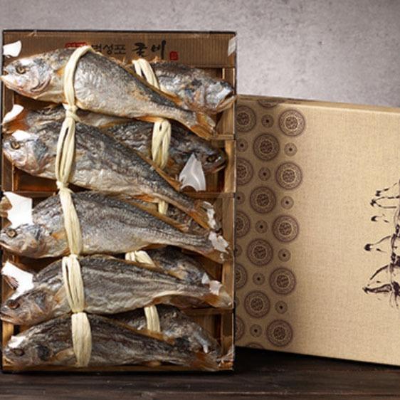 영광 법성포 보리굴비 10미 특대(29~31cm) 굴비, 1box, 2kg내외