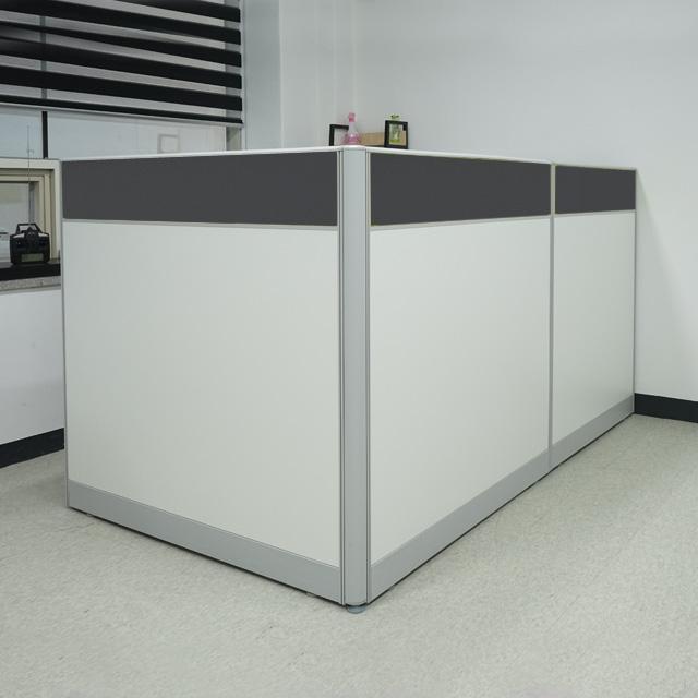 더인파티션 45T PVC 컬러 파티션 사무실 파티션/사무용 칸막이, 부자재-마감바(PCPG-E)