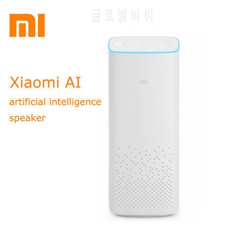 원래 Xiaomi AI 스마트 스피커 음성 원격 제어 bluetooh 스피커 인공 지능