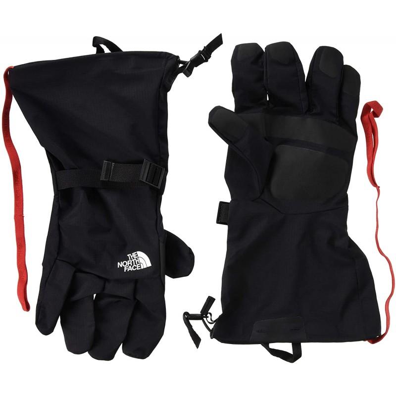 [노스 페이스] 장갑 마운틴 오버 글러브 NN61807 블랙 일본 S (한국 사이즈 S 상당)