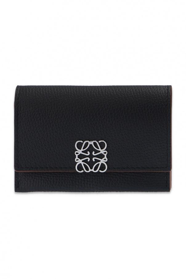 로에베 지갑 로고 - UNI C821O34X01 0-BLACK 150불 이상 주문시 부가세 별도