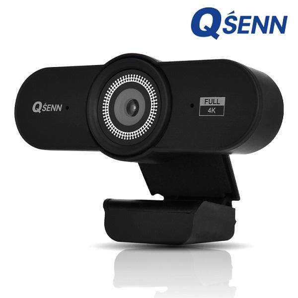 엠지컴/QSENN QC4K 웹캠, 옵션없음, 옵션없음