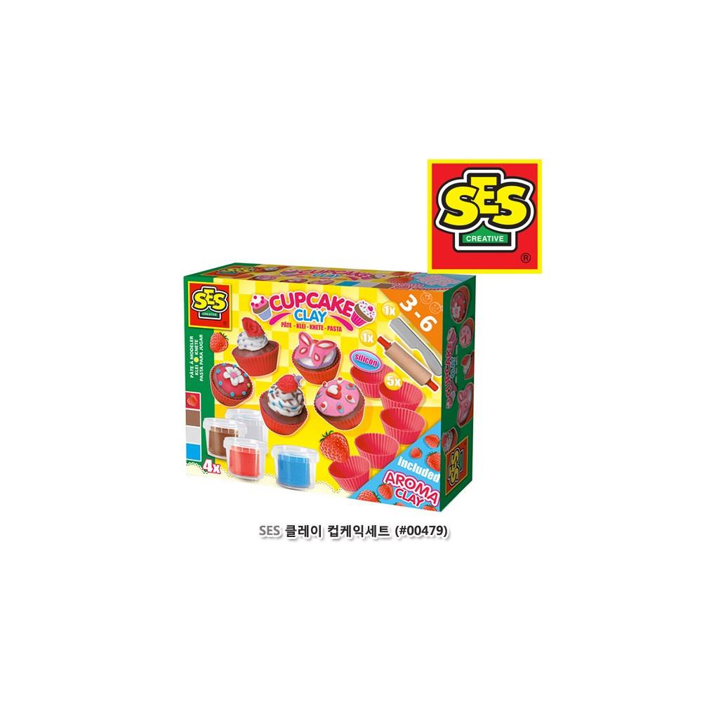 WDAK_ h30 SES 클레이 컵케익세트(00479)