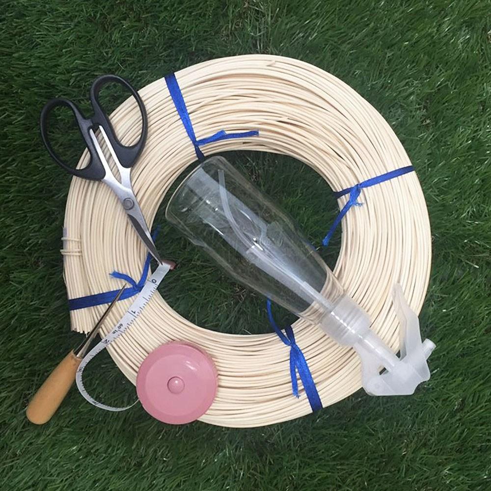 커브도도가위 5종 풀세트 라탄공예 키트 DIY 바구니만들기 재료 세트 독학