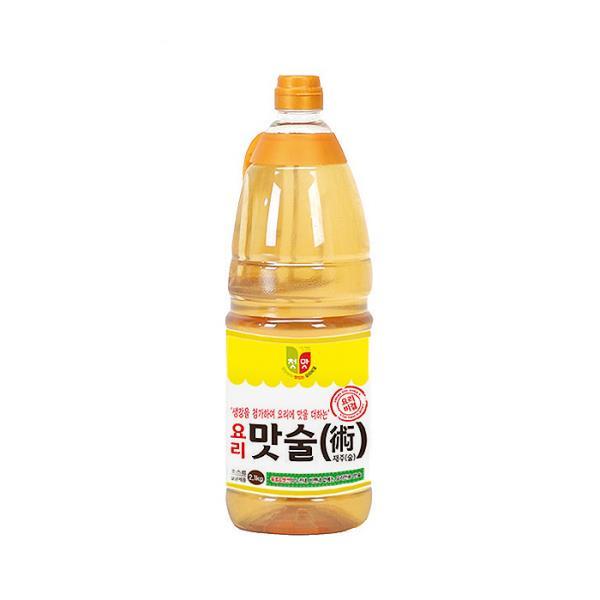 청우식품 요리맛술 2kg 8EA 1BOX, BBB상품상품선택BBB상품
