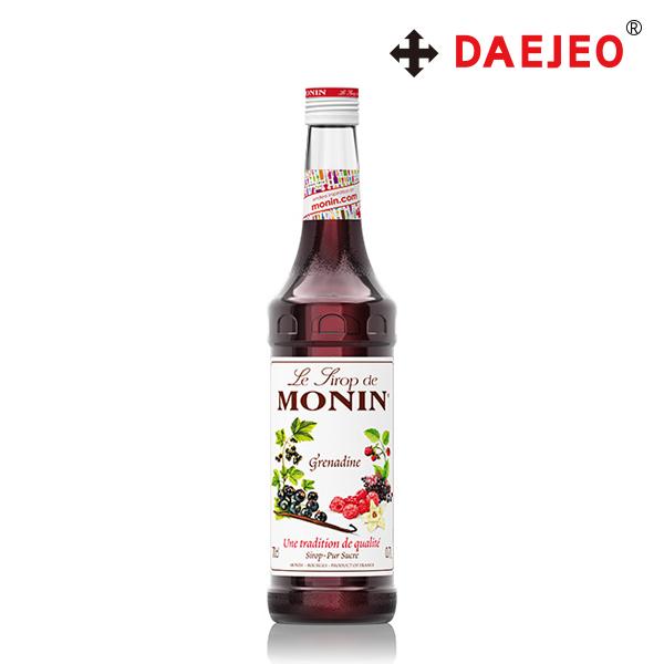 모닌 그레나딘시럽700ml 석류 칵테일 라임 레몬, 단품