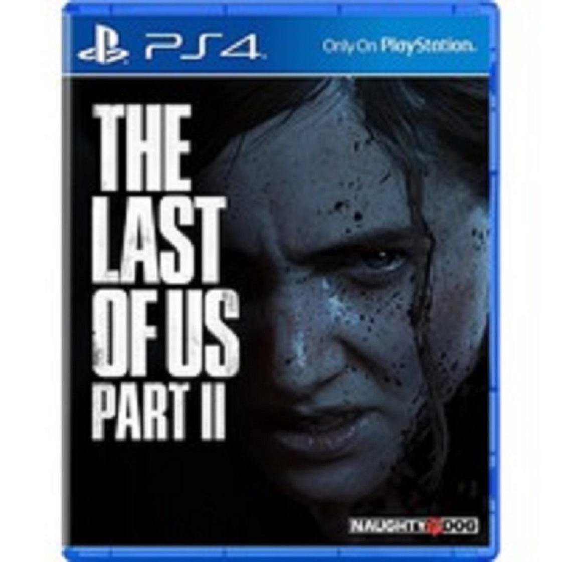 소니 PS4 더 라스트 오브 어스 파트 2 초회판 한글 새제품
