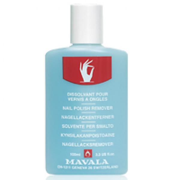 MAVALA 마발라 소프트 블루 매니큐어 리무버 100ml _FR, 1개