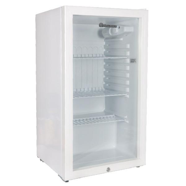 BC-45MC 가정용술냉장고 술장고 설빙고 음료수냉장고, 화이트 80L