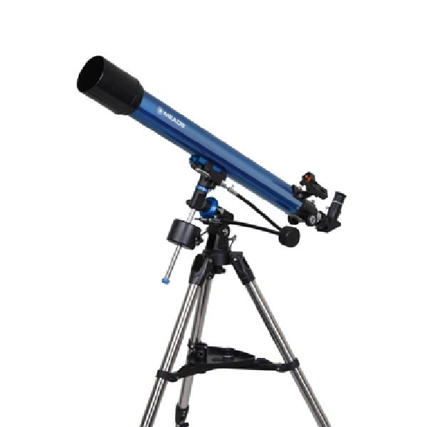 미드 (MEADE) EQM70 굴절식 천체망원경, 단일 (POP 5717041723)