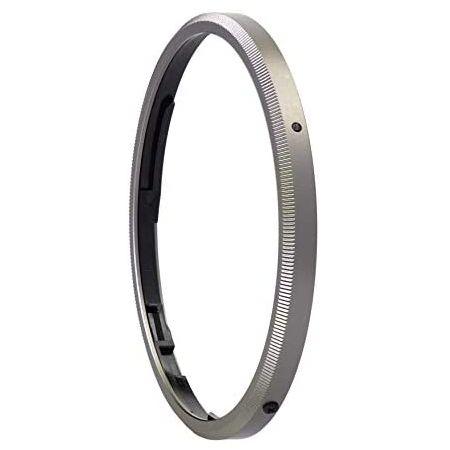 Ricoh Gn-1 Dark Grey Metal Accent Ring for Gr III Digital Camera PROD330017215, 상세 설명 참조0
