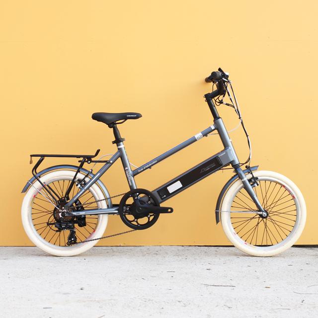 알톤 쉐보레 CEBT20 노펑크타이어 전기자전거 2018년, 브라운_반조립85