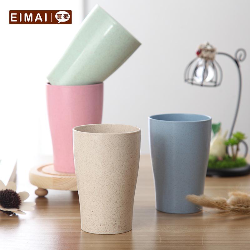 어반30 북유럽 머그잔 카페 머그컵 여름 잘 안 깨지는 물컵 학생컵 인스, 4색 컵
